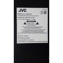 Placas, Jvc Lt-40dr710