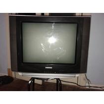 Televisor Samsung 21 Pulgadas Pantalla Plana
