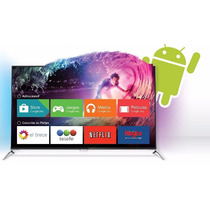 Smart Tv Led 65 4k Uhd Philips Pug7100/77