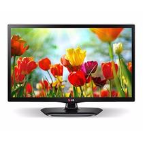 Tv Led Lg 24¨ + Monitor 24mt45d Hd Hdmi Vga Vesa Ctrl Remoto