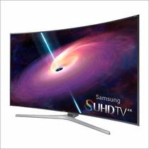 Samsung 65 Un65js9000 Tv Led Curvo 4k, 3d, Oferta_1
