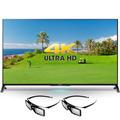 Smart Tv Sony 4k Led 55 Ultra Hd 3d Xbr 55x855 Tda Lentes