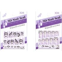 Nail Art. Stickers Para Uñas.