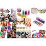 Mega Kit Decoración De Uñas Esculpidas, Nail Art