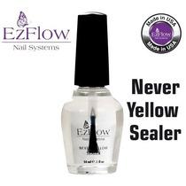 Ezflow Never Yellow Sealer Top Coat Anti Amarilleo En Flores