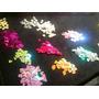 Apliques Plasticos Diseño Corazon Nail Art. Cofre X 1200 Pcs
