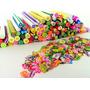 10 Barritas De Fimos Para Nail Art Uñas Esculpidas En Flores
