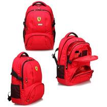 Mochila 19 Ferrari 6100147-100