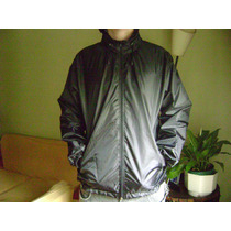 Campera Rompevientos, Ultraliviana, Impermeable, Forro Red