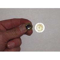 Distintivo Pin De Cazador De Monte - Selva De Ejercito