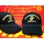 Gorra Usmc ..once A Marine.. Black Rothco Cap. Nueva.