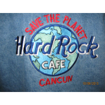 Campera Hard Rock Cafe Cancun Talle Large