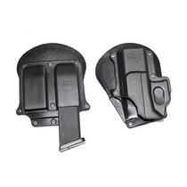 Funda, Pistolera Y Porta Cargador Fobus Glock 17,19,22,23,