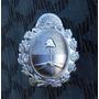 Insignia Escudo De Gorra Policia Federal B