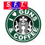 Calco Guns & Coffee De Semper Fi Tactical®