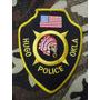 Parche De La Policia De Oklahoma
