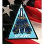 Us Navy Top Gun Blue Bandits Aggressor Sq. Patch. Nuevo