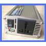 Inversor Convertidor 1000w 12v 220vca P/ Heladera Bajomesada