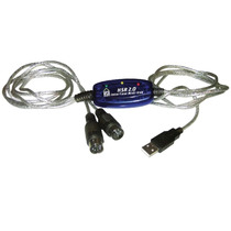 Interface De Audio Midi-usb Hsr 2.0 Pnp - Envios Garantia
