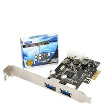 Placa Pci Express A Usb 3.0 Chipset Nec 2 Puertos 5gbp