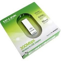 Adaptador Placa Usb Wifi Inalambrico Tp-link Tl-wn821n