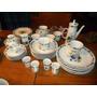 Juego De 50 Piezas De Porcelana Marly Ilusion Nuevo $4500 !