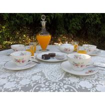 Alquiler Vajilla Vintage Para Tea Party
