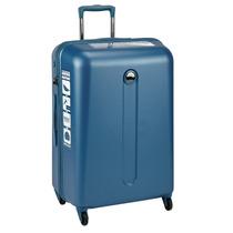 Valija Rígida Delsey Helium Ruedas 76 Cm Azul
