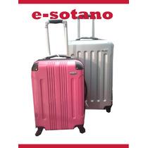 Valija Rigida 24 Con Ruedas 360 - Travel Land