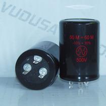 Capacitor Electrolitico 50+50 Uf X 500v Jj Marshall /fender