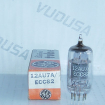 Válvula Electrónica Vacuum Tube Ecc82 / 12au7 G.e.