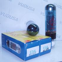 Válvula Electrónica, Vacuum Tube E34l / El34 Blue Jj (par)