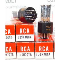 Valvulas Electronicas 12sn7 Gta ( 6sn7 Gta ) Nos Nib Rca Usa