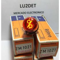 Valvulas Electronicas Nixie Zm 1021 Nos Siemens