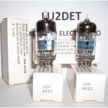 Valvulas Electronica E88cc / 6922 / Ecc88 / 6dj8 Nos Philips