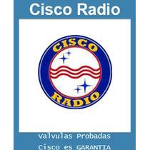 Cisco-radio Nos Valvula Uaf41/42 Phillips Nueva