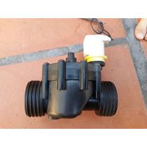 Válvula Solenoide Rpe Agua 1 C/regulador De Presión.