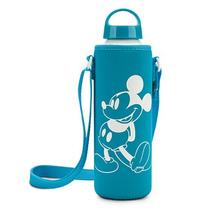 Botella De Agua / Termo Cubierto En Neoprene Disney: Mickey