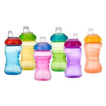 Vaso Con Boquilla Para Bebe Nuby Tapa 295 Ml Baby Shopping