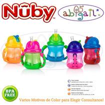 Vaso Sorbete Con Asas Antiderrame Nuby +12m Factura Garantia