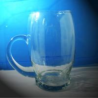 Chop De Cerveza Liso Medio Litro Vidrio Nacional