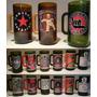 Vasos De Vidrio Hechos De Botellas Cortadas