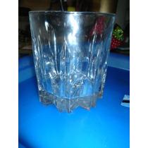 Par Vasos De Whisky Vidrio Tallados Envios