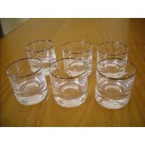 Copas Whisky De Cristal