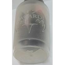 Barcardi Vaso Con Logo En Relieve En 3 Caras No Coca Quilmes