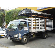 Camiones Estacas Npr 2010 Td