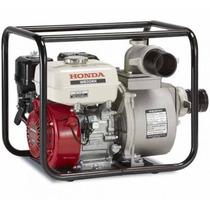 Motobomba Honda Centrifuga Wb 30xh 3 Pulg Descarga 5.5hp