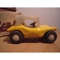 Antiguo Auto Buggy, San Mauricio,ind Arg, Chapa,nuevo,9,5cm