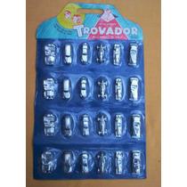 Antiguos Vehículos Miniatura* Trovador *,(24 Unid- Cotillón)