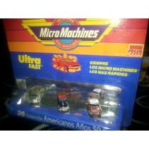 Micromachines.n°36 Americanos Años 50 Ll